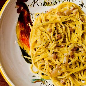 Linguine with Broccoli Rabe and Anchovies forecast