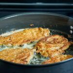 Veal Cutlets Milanese Style