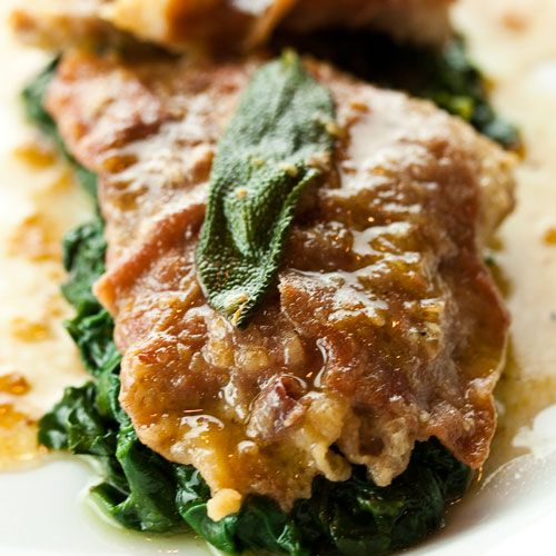 Saltimbocca alla Romana - The Italian Chef